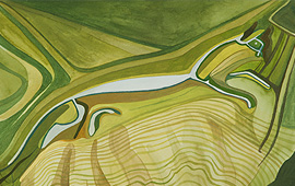 The Uffington White Horse